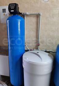 Система комплексной очистки воды FCP75 на 3 семьи