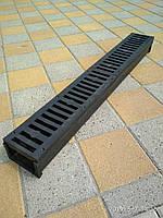 Водоотвод ливневой канализации мелкий