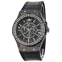 Hublot 882888 Classic Fusion Crystal All Black