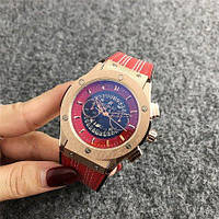 Hublot 6101 Red-Gold-Red