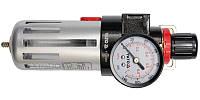 """Фильтр-редуктор с сепар. и манометром 1/2"""" YT-2383"""