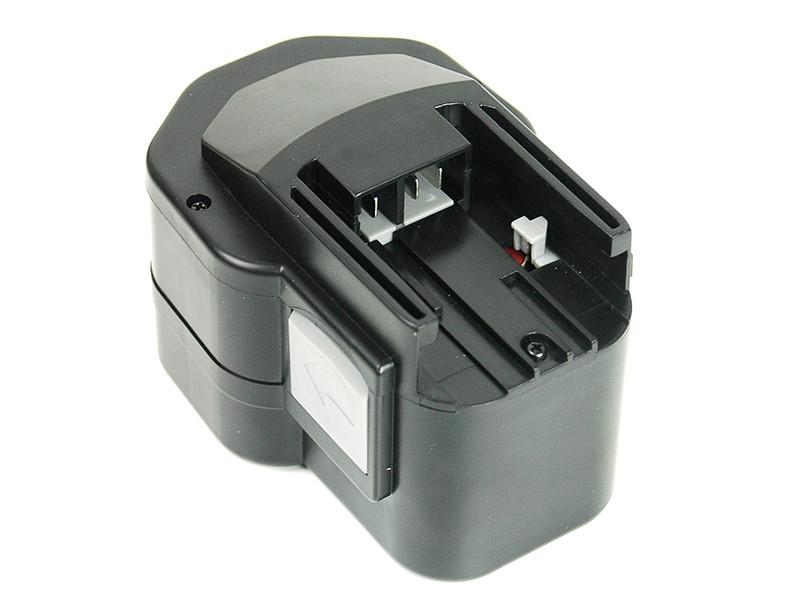Аккумулятор PowerPlant для шуруповертов и электроинструментов AEG GD-AEG-12(A) 12V 2Ah NICD