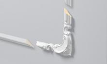 Угловые элементы , вставки из полиуретана.