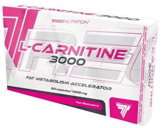 Карнитин Trec Nutrition L-Carnitine 3000 60 капс
