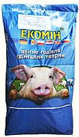 ЕкоМін БМВД відгодівля 15-10% для свиней 30-120кг, фото 1