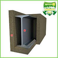 Вогнезахист металоконструкцій IZOVAT 160
