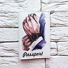 Обложка для паспорта Часы, фото 2
