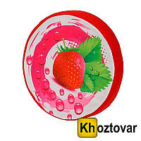 "Декоративная подушка ""Клубника"" Pillow Strawberry"