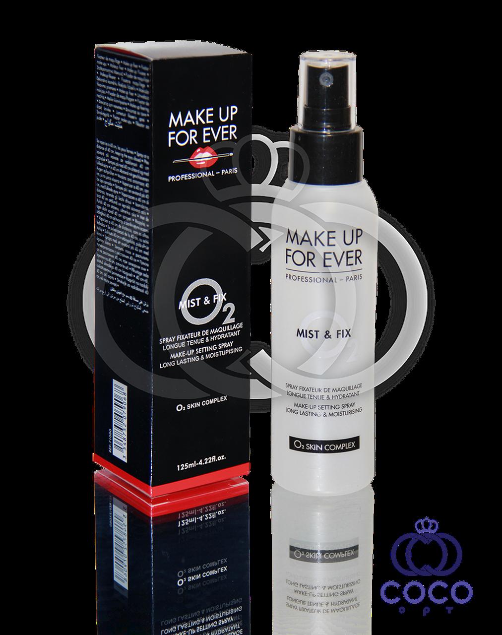 Спрей-фиксатор макияжа Make Up For Ever Mist& Fix