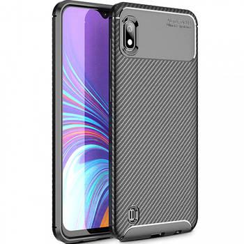 TPU чехол iPaky Kaisy Series для Samsung Galaxy A10 (A105F)