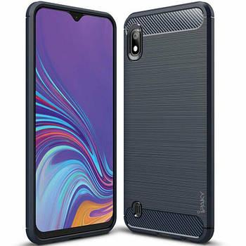 TPU чехол iPaky Slim Series для Samsung Galaxy A10 (A105F)