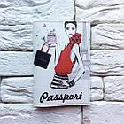 Обкладинка для паспорта Каріна, фото 2