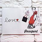 Обкладинка для паспорта Каріна, фото 3