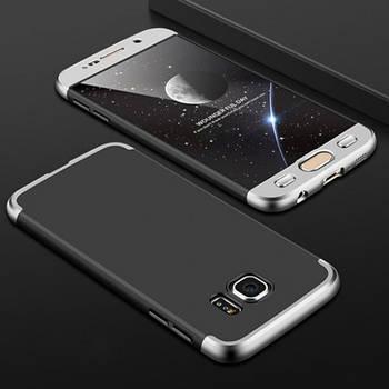 Пластиковая накладка GKK LikGus 360 градусов для Samsung Galaxy S6 G920F/G920D Duos