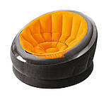 ✅Надувне крісло Intex 68582, 112 х 109 х 69 см, три кольори, фото 4