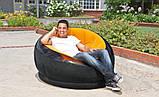 ✅Надувне крісло Intex 68582, 112 х 109 х 69 см, три кольори, фото 5