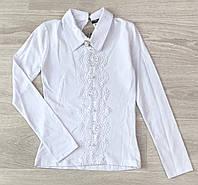 Школьная блузка для девочек от 140 до 152 см рост