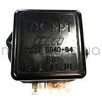 Реле регулятора тока в системе ИЖ 6 V (PP-1)