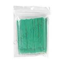 Микробраши для коррекции ресничек и бровей (100шт.уп)