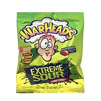 Кислые конфеты Warheads Extreme Sour Hard Candy 28 g, фото 1