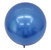 Шар Bubbles BL синий Китай, 50 см (20')
