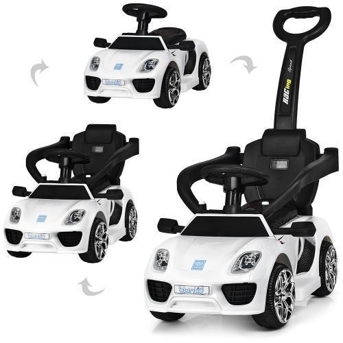Детский толокар электромобиль