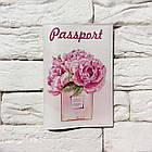 Обкладинка для паспорта Коко Шанель, фото 2