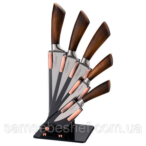 Набор кухонных ножей Maestro MR-1414