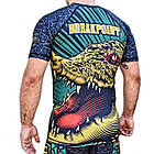 Рашгард с коротким рукавом Break Point Gator, фото 5
