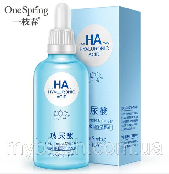 Гиалуриновая кислота One Spring  Hyaluronic Acid увлажняющая сыворотка для лица 100 ml
