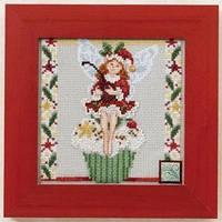"""Набор для вышивки бисером """"Cupcake Fairy//Фея кексиков"""" Mill Hill JS301102"""