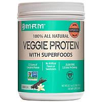 Растительный белок, ваниль, MRM, 20,1 унций (570 г)