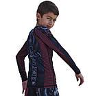 Рашгард детский с длинным рукавом Break Point ATTACK, фото 2