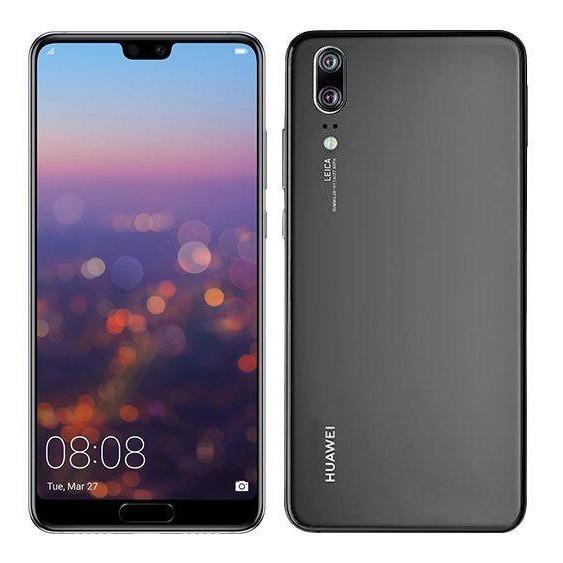Смартфон HUAWEI P20 4/64GB Black