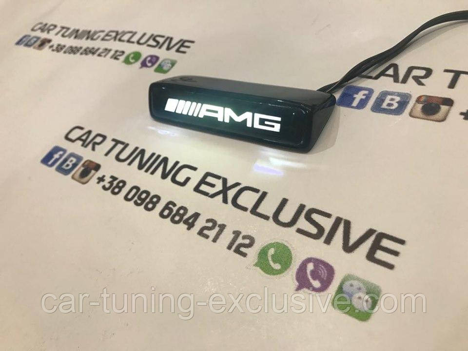 AMG logo for front grille for Mercedes G-class 4x4²