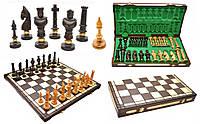 Шахматы подарочные деревянные 3104 ROYAL LUX.Оригинальные шахматы ручной работы.