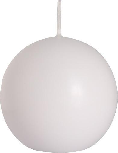 Свеча шар Bispol 8 см (sk80-090)