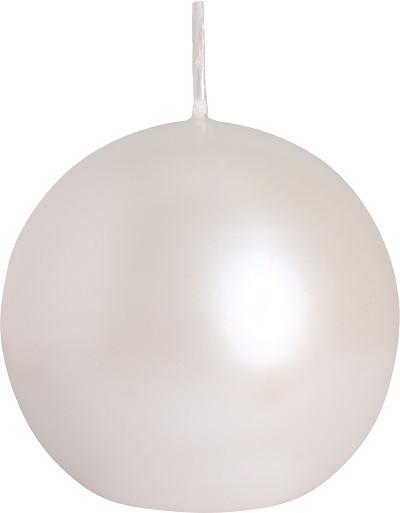 Свеча шар Bispol 8 см (sk80-190)
