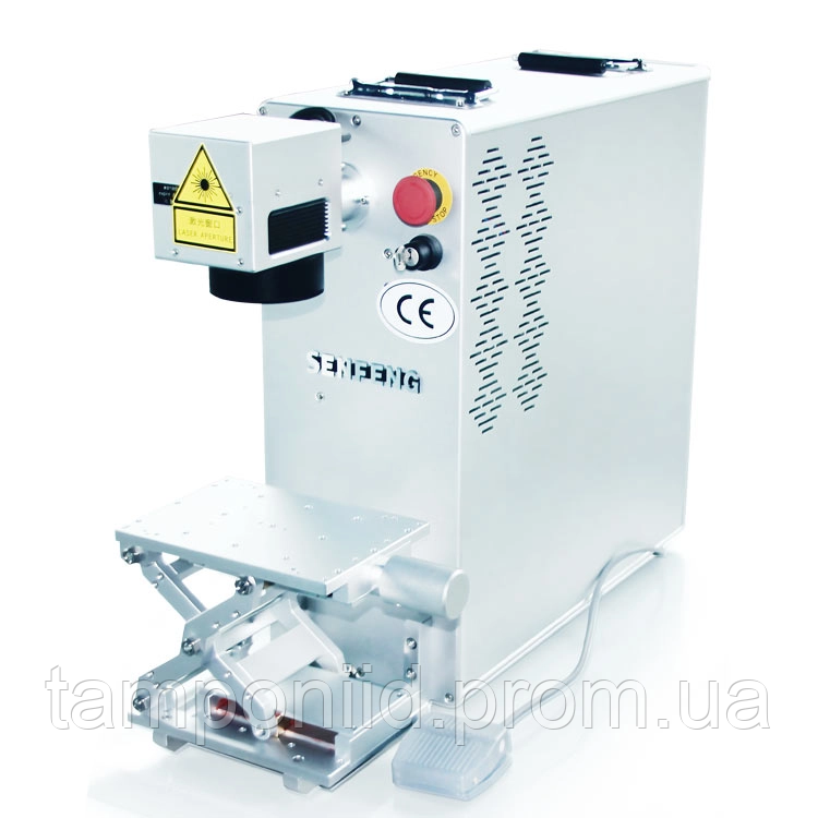 AS-200F Волоконный лазерный маркер
