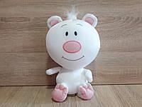 Антистрессовая игрушка медведь Кнопик
