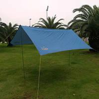 Тент GreenCamp, Тент GreenCamp, синий, GC0281B