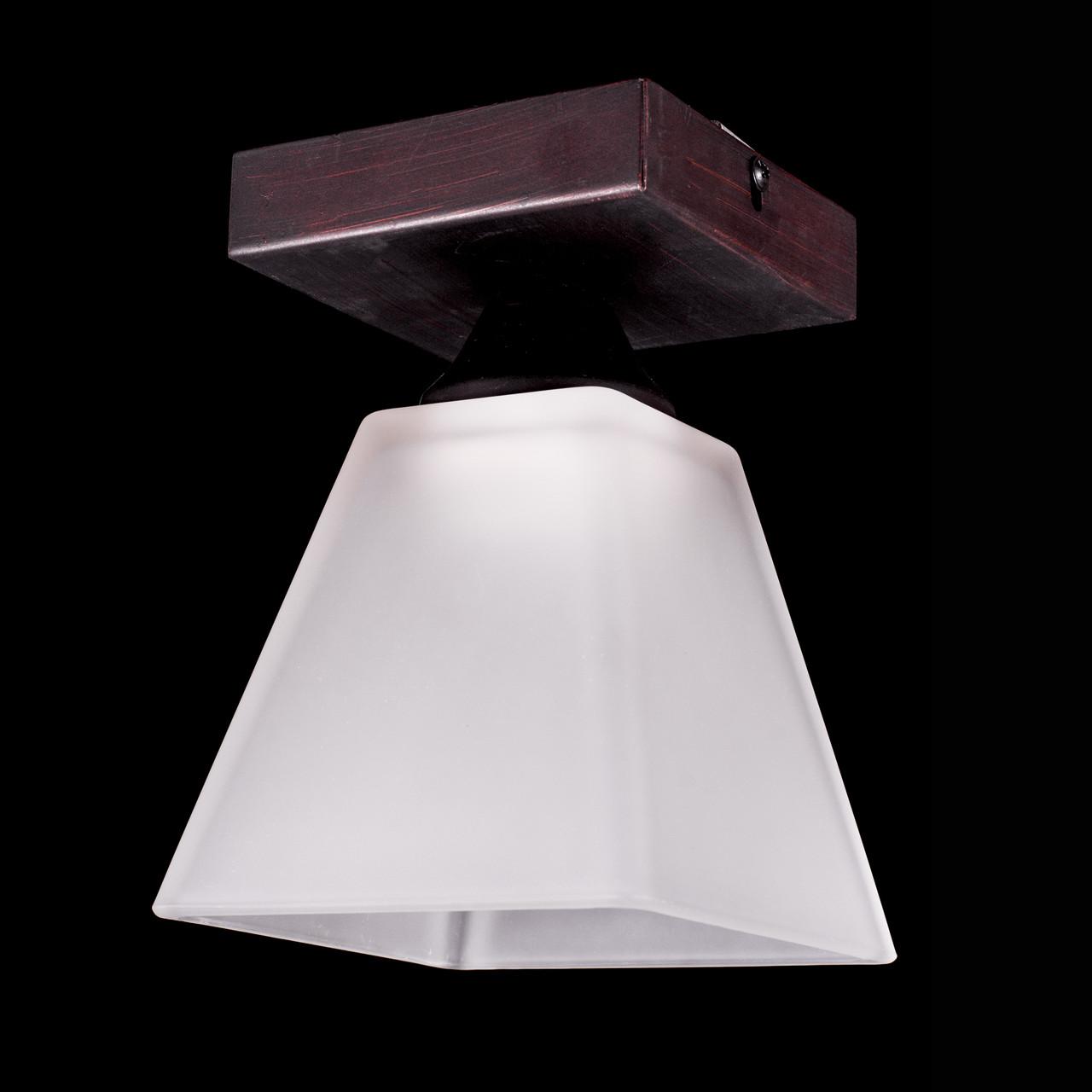 Люстра на 1 лампочку P3-1166/1BC/CD+WT