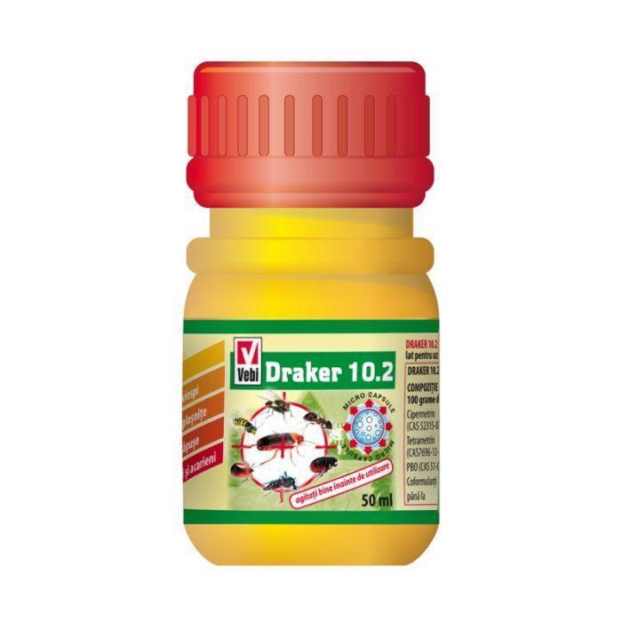 Инсектицид Дракер 50 мл Vebi
