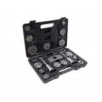 Набор инструментов для обслуживания тормозных цилиндров 18пр. F-65805 Forsage