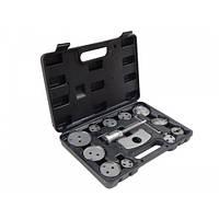 Набор инструментов для обслуживания тормозных цилиндров 13пр. F-65802 Forsage