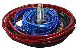 Комплект проводів для сабвуфера 8055 | дроти для сабвуфера, фото 2