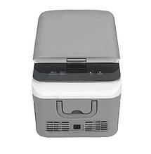 Портативная морозильная камера (холодильник) Dowell BCD-20 12V 16л