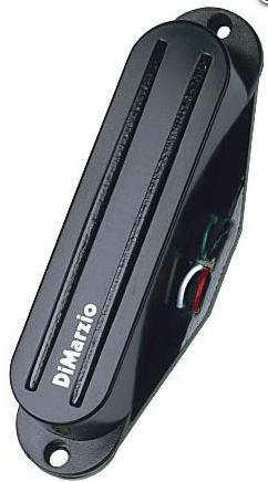 DIMARZIO DP180BK AIR NORTON S (BLACK) звукосниматель Сингл с шумоподавлением для электрогитар