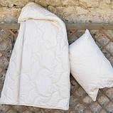 Натуральное одеяло KAPOK  MEDIUM ( растительный шелк)  для аллергиков(Словения ), фото 3