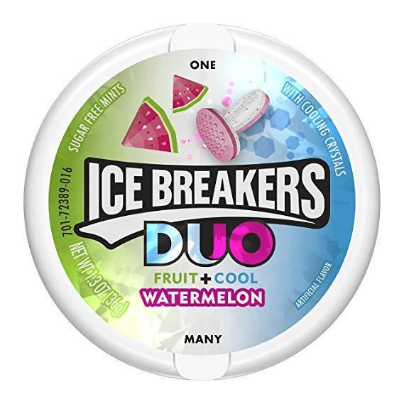 Леденцы Ice Breakers Duo Fruit+Cool 36 g